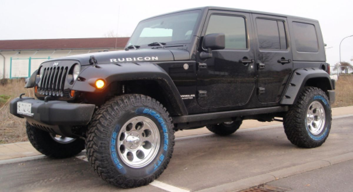alu felge alcoa classic ii 9 x 17 jeep wrangler jk 07. Black Bedroom Furniture Sets. Home Design Ideas