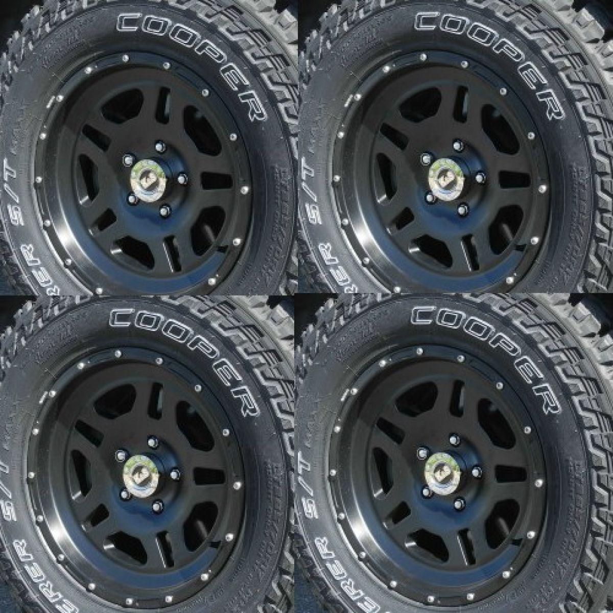 reifen und alu felge atlanta schwarz 8 5x17 et 10 jeep wrangler jk 4stck t v 285 700r17 s t. Black Bedroom Furniture Sets. Home Design Ideas