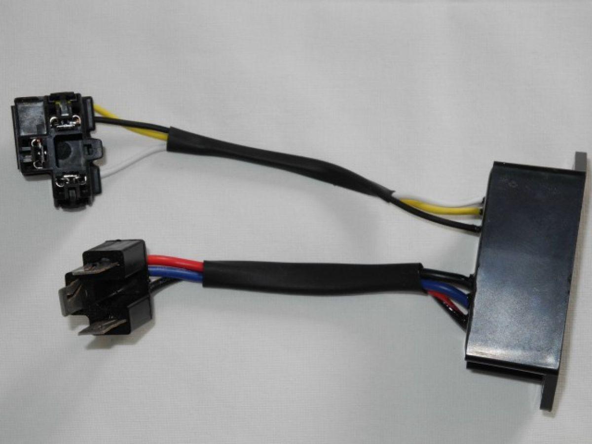 Hauptscheinwerfer Anti Flacker Schaltung Modul für LED ...