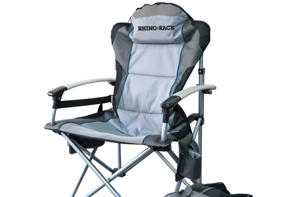 10t big boy xxl alu campingstuhl mit r ckenbel ftung. Black Bedroom Furniture Sets. Home Design Ideas