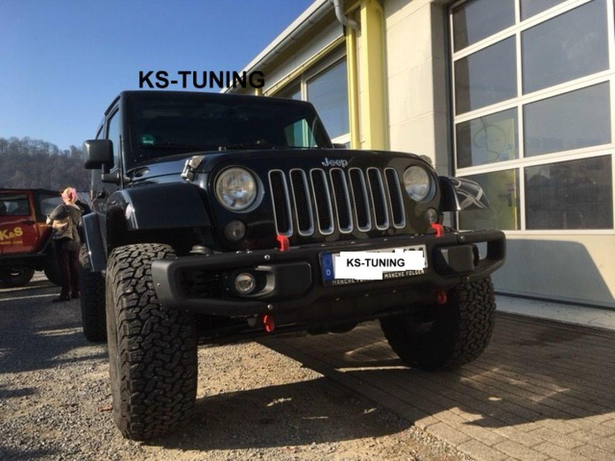 Windenstoßstange Jeep Wrangler JK Rubicon 10th Anniversary ...