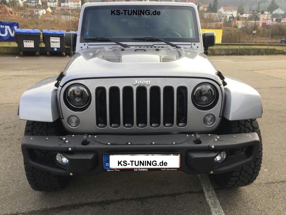 Windensto 223 Stange Jeep Wrangler Jk Rubicon 10th Anniversary
