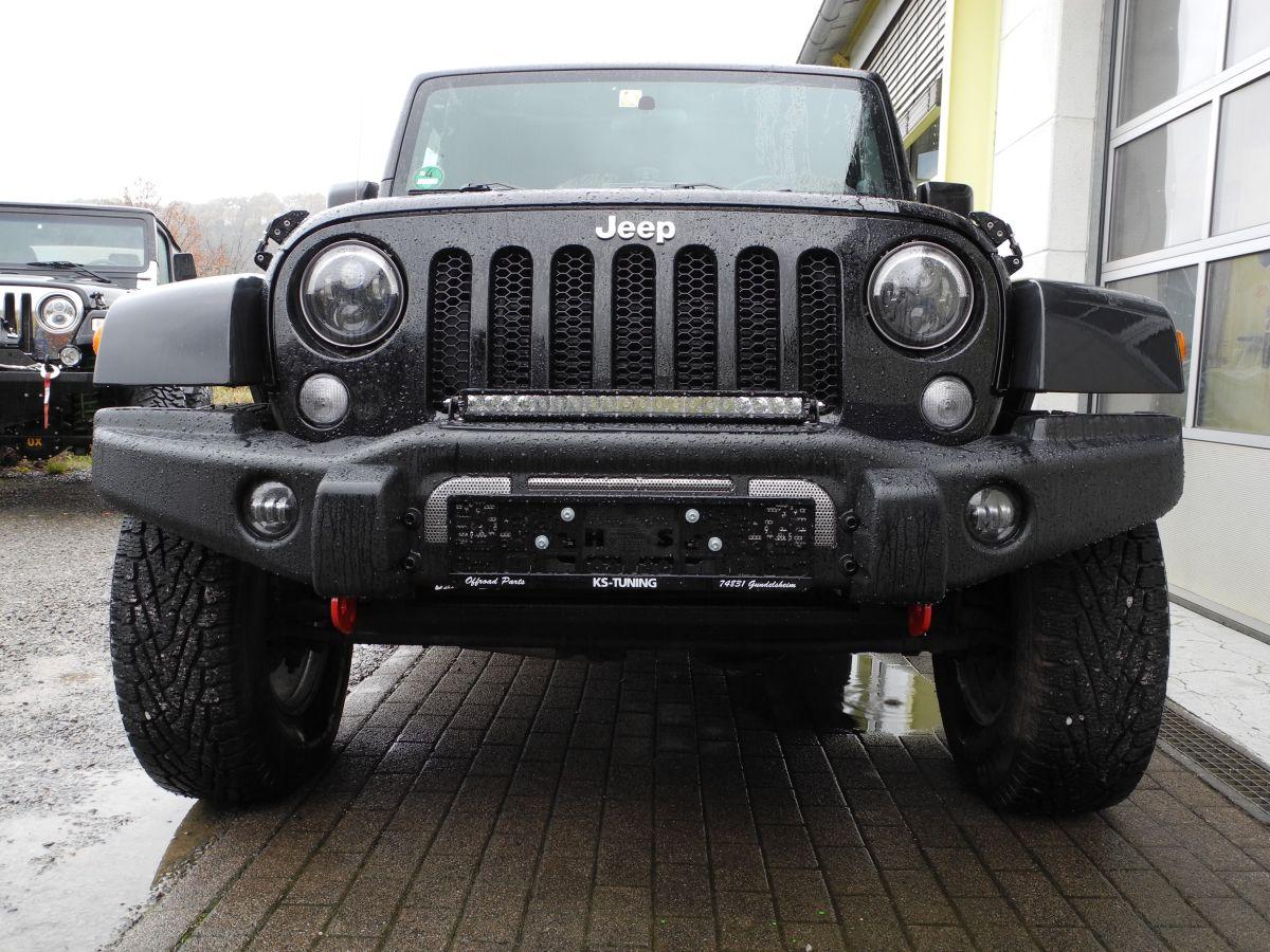Frontstoßstange Stoßstange Bumper Jeep® Wrangler JK AEV Tubeless ...