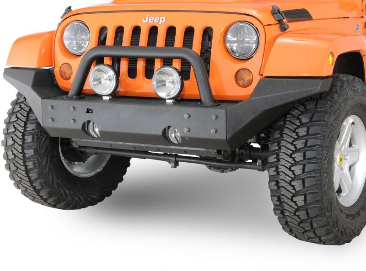 Heckstoßstange XHD Jeep 11540.20 Rugged Schäkel Set Abscheppschäkel XHD Front