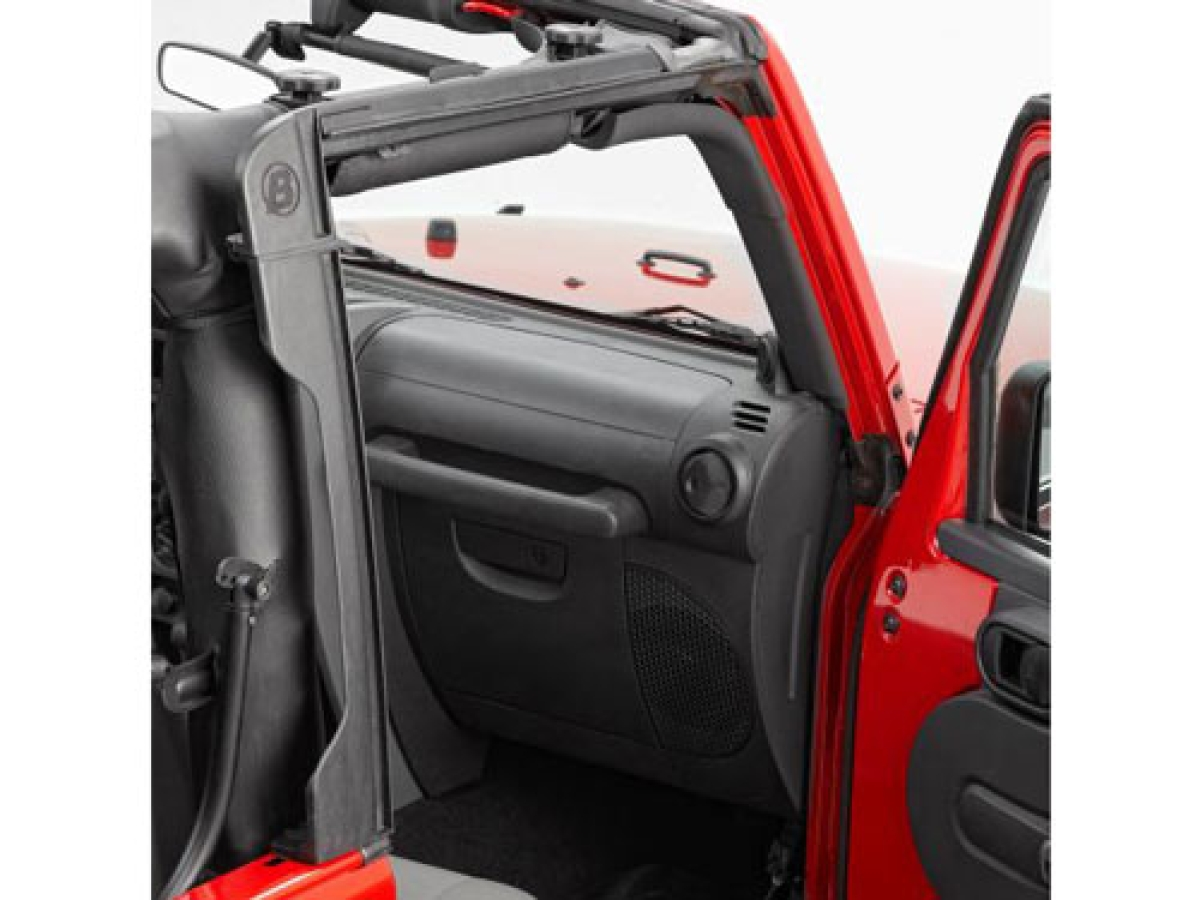 Türrahmen Door Surround Kit Jeep Wrangler JK 07-14 2-Türer 55010 ...