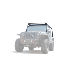 "Dachträger Set GOBI Multi-Light/ 40"" LED Setup Jeep Wrangler JK 07-18 2-Türer JEEP JK 2DOOR STEALTH RACK"